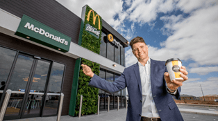 McDonald's 'green' flagship store revealed in Victoria