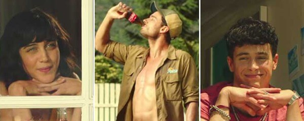 Coca-Cola 'Pool Boy' TVC